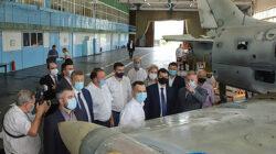 Чугуївський авіаційний ремонтний завод розширює контрактну базу!